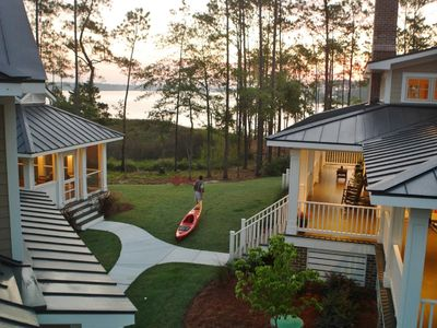 Photo for Treat Yourself To Luxury In The Award Winning Community Of River Dunes.