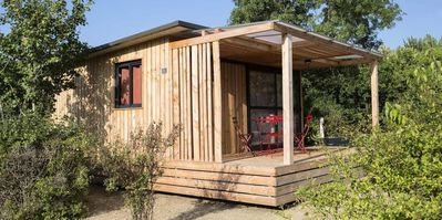 Photo for Campsite Le Vieux Chêne **** - Chalet Evasion 3 rooms for 5 people
