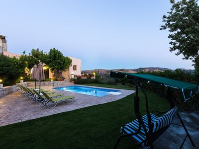 Photo for Villa Antheon - With Private Pool