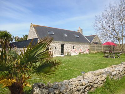 "Photo for House ""Francoise"" 3Km from La Torche and 2Km from the beach, in nature"