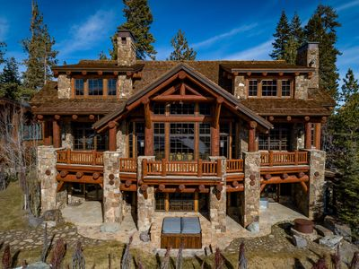 Photo for 5-Star, LUXURY Home, Private Jacuzzi, Fitness, Theatre, Garage, Views!
