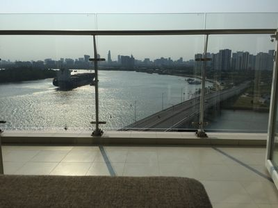Photo for Luxury Diamond Island- 1BR- Best River + City View