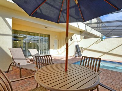 Photo for Private Pool/Spacious/Lazy River/Town Home/Resort Amenities/Free WI-FI/Aqua Park
