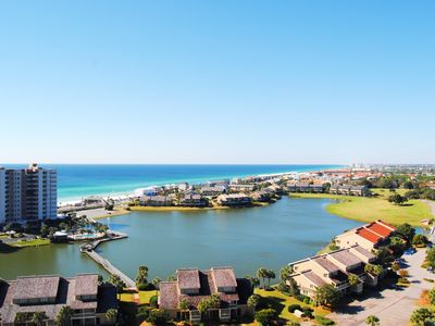 Photo for Ariel Dunes II, Amazing View of the Sunsets over Miramar Beach, Upgrades -ad1507