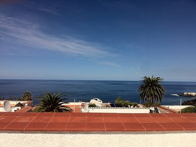 Photo for Detached Villa with sea view, Teide and Puerto de la Cruz