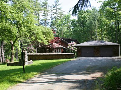 Photo for Newly Renovated, Sunny, Lakeside Home near Barryville, NY 15% thru June 14th
