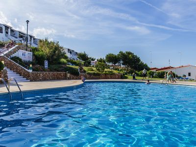 Photo for Apartment with communal pool - Costa Arenal 15