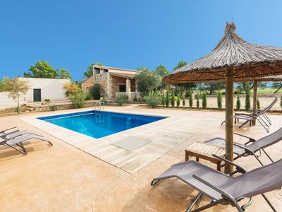 Photo for SA CUNIA - Villa with private pool in Campos.