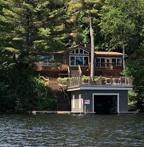 Photo for Second Wind ~All the comforts of home on Lake Muskoka!