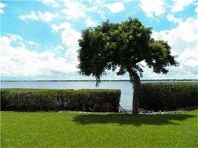 Photo for Spacious Waterfront Condo on Intercoastal with Private Beach - easy access