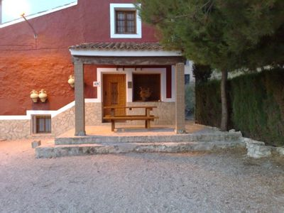 Photo for Self catering cottage La Risca I and II for 6 people