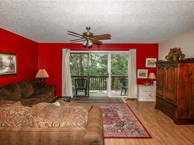Photo for BEAUTIFULLY DECORATED 2 BEDROOM/1.5 BATH TOWNHOME - $95  PER NIGHT - NON SMOKING