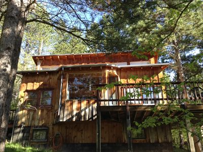 Photo for Secluded Forest Cabin - Coyote Ridge Lodge