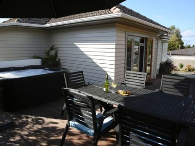 Photo for Redwoods Retreat - Super Close to the Redwoods Forest with Spa Pool & Wifi