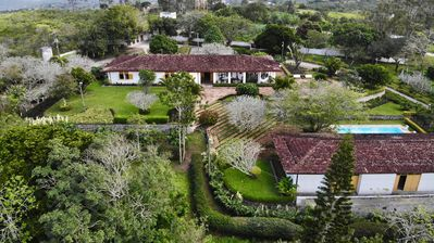 Photo for Sitio dos Flamboyants - gorgeous property at the prime point of the hills