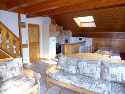 Photo for Apartment Champagny-en-Vanoise, 4 bedrooms, 10 persons