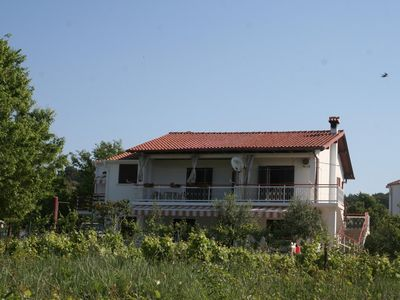 Photo for Apartment in Caska (Pag), capacity 6+0