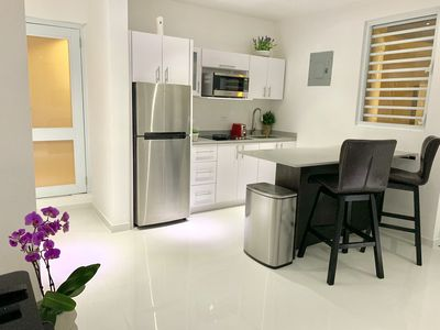 Photo for Isla Verde Cozy/Modern Luxury PH  w/Private Terrace, KingBed & Private Pool