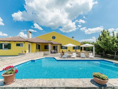 Photo for Holiday house Lovinac for 1 - 10 persons with 5 bedrooms - Holiday house