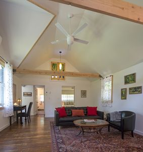 Photo for Open And Airy Cottage Just A Short Walk To Town