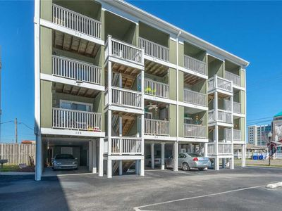Photo for Driftwood Villa 101: 1 BR / 1 BA condo in Carolina Beach, Sleeps 4