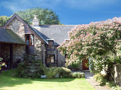 Photo for Wonderful cottage with the most beautiful surroundings located in the South Hams