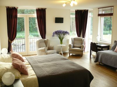 Photo for Luxury group accommodation for 14 people situated in Enkhuizen
