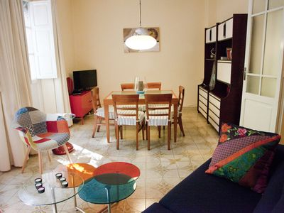 Photo for Valencia City Centre - Beautiful pure apartment Valencian style - Modern comfort