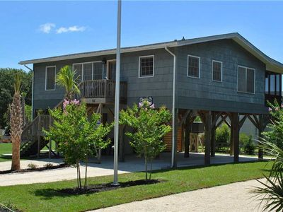 Photo for Enda The Lane: 3 BR / 3 BA house in Pawleys Island, Sleeps 8