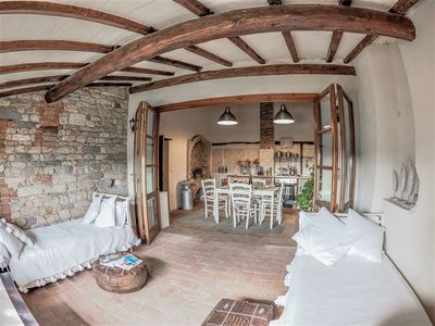 Photo for Perfect for Couples - Romantic Beautiful 11th Century Medieval Property - WiFi