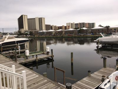 Photo for Peaceful Waterfront Condo in North Ocean City