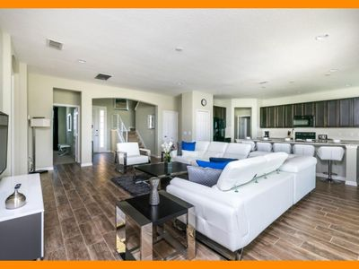 Photo for Solterra Resort 91 - 5* villa with pool, game room & themed bedrooms near Disney