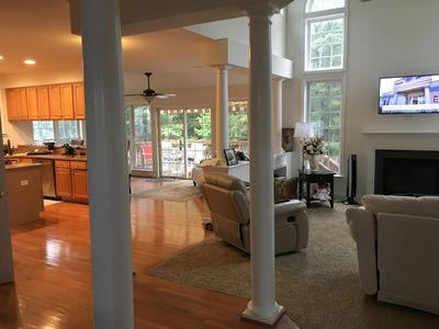 Photo for Beautiful 7 Bedrooms with 3 1/2 Bath Home in Lovely Neighborhood
