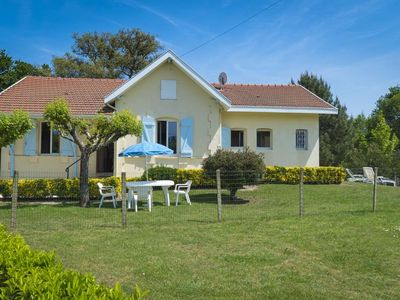Photo for CHARMING HOUSE 700M OF LEON LAKE, A 6 KM FROM THE OCEAN IN THE HEART OF THE MOORS.
