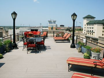 High End Luxury - The Penthouse Suite in the Historic Grand Manse