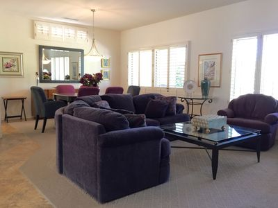 Photo for Sun City Grand Furnished Rental Home