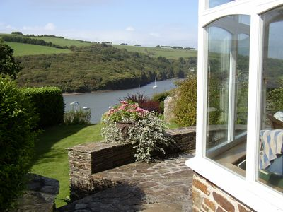 Photo for Sherriffs Waterside Holiday Apartment With Sea & River Views