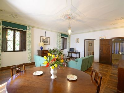 Photo for 5 bedroom Villa, sleeps 11 in Corsano with Pool and WiFi