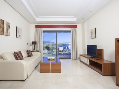 Photo for Stunning luxury apartment in Costa del Sol, Estepona.