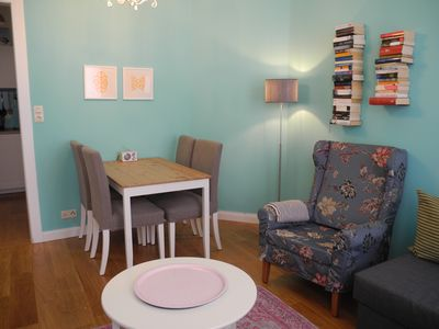 Photo for Nice apartment turquoise central