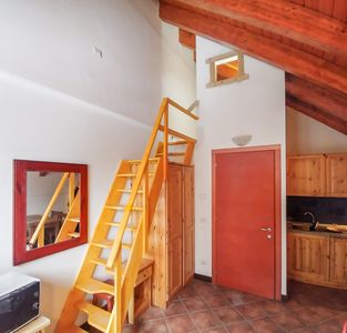 Photo for Three-room apartment on the Residence Stalle Lunghe slopes