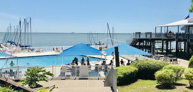 Photo for Condo on beautiful Lake Ray Hubbard in Rockwall, just 20 miles east of Dallas .