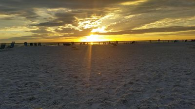 Photo for Beautiful Gulf sunsets!  Openings for Spring 2020