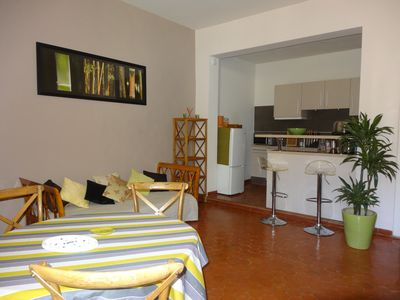 Photo for CHARMING APARTMENT HISTORICAL CENTER AIX EN PROVENCE