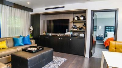 Photo for Superior 1BR Suite in West Hollywood w/ Resort Heated Pools, Onsite Spa & More!
