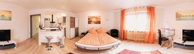 Photo for 1BR Condo Vacation Rental in Darmstadt, HE