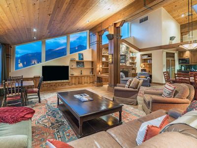 Photo for Luxurious Penthouse with Stunning Views and Ski-in Ski-out Access