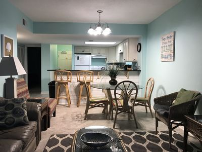 Photo for Cozy Ocean Front Location! Hot Tub, Sand, Barefoot Landing!