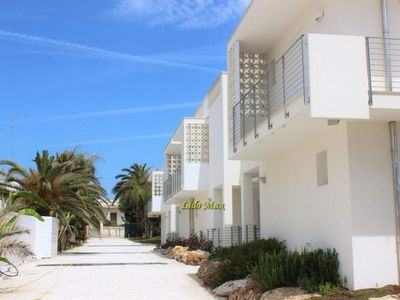 Photo for Modern apartment in holiday complex with private beach - Lido Max – Bilo6