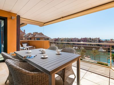 Photo for Sotogrande modern apartment holiday rental